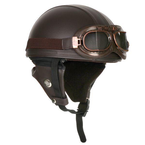 Vintage Style Motorcycle Helmets Australia Retro Helmets
