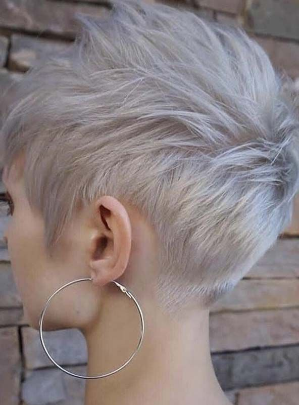 Pretty Ideas Of Pixie Haircuts You Must Follow Nowadays   Absurd Styles