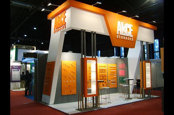 Exhibition Stall Fascia : Image result for exhibition fascia structure space