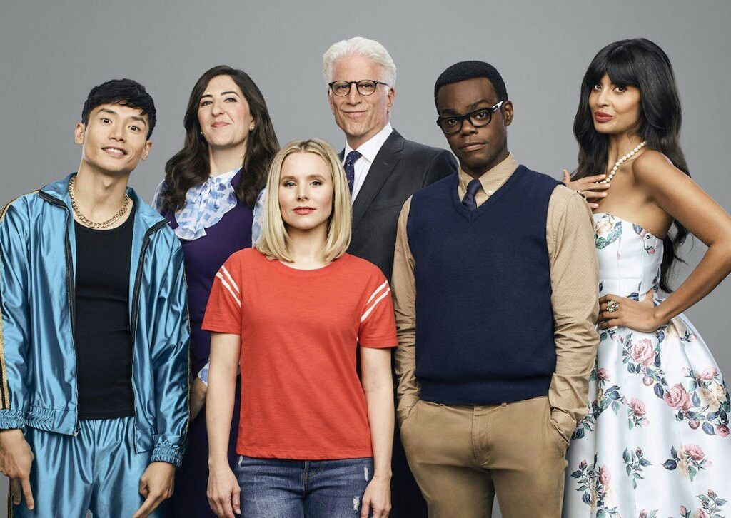 The Good Place Season 5 cast