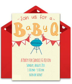 Online invitations from babies and shower invitations customizable free baby q online invitations easy to personalize and send for a filmwisefo