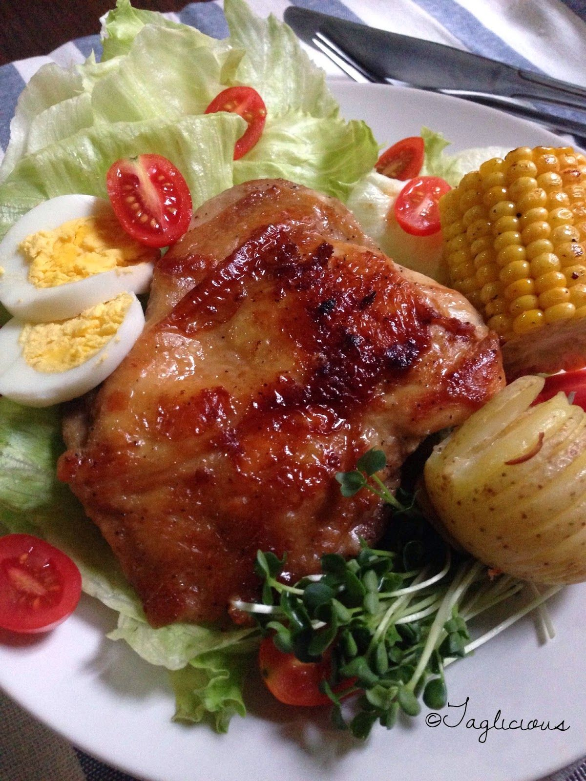 Who dont love western food let me share with you how to whip out who dont love western food let me share with you how to whip out this dish easily at home chicken chop things needed forumfinder Gallery