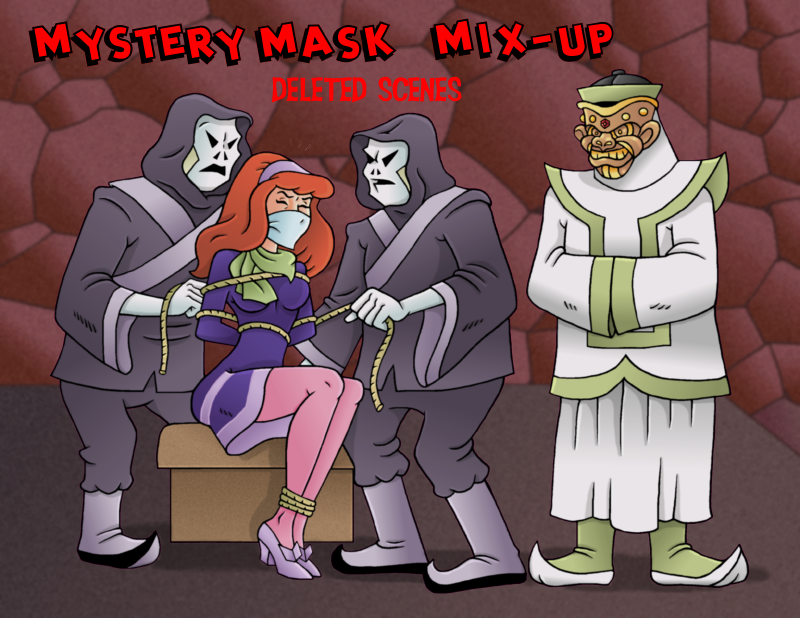 Mystery Mask Mix-up The Deleted Scenes #2 by vwyler on DeviantArt
