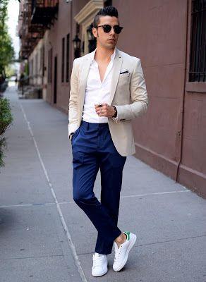 converse blancas outfit hombre