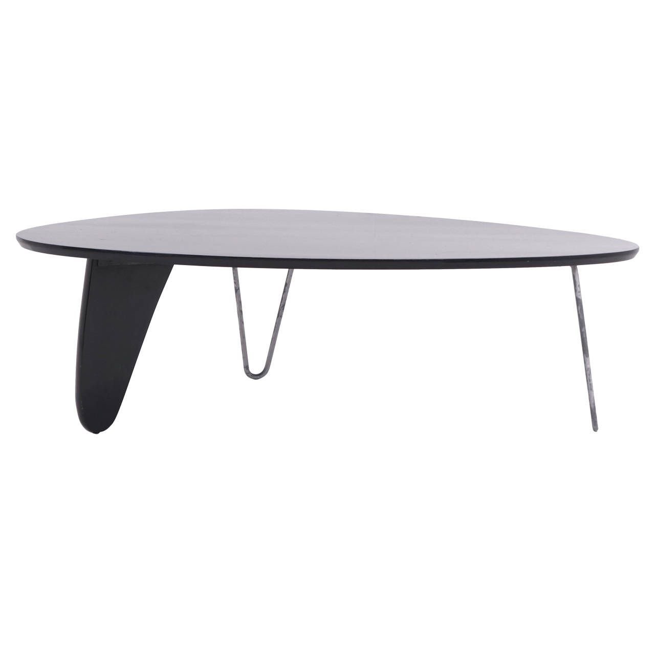 Very rare isamu noguchi rudder coffee table model in 52 herman very rare isamu noguchi rudder coffee table model in 52 herman miller 1944 geotapseo Choice Image