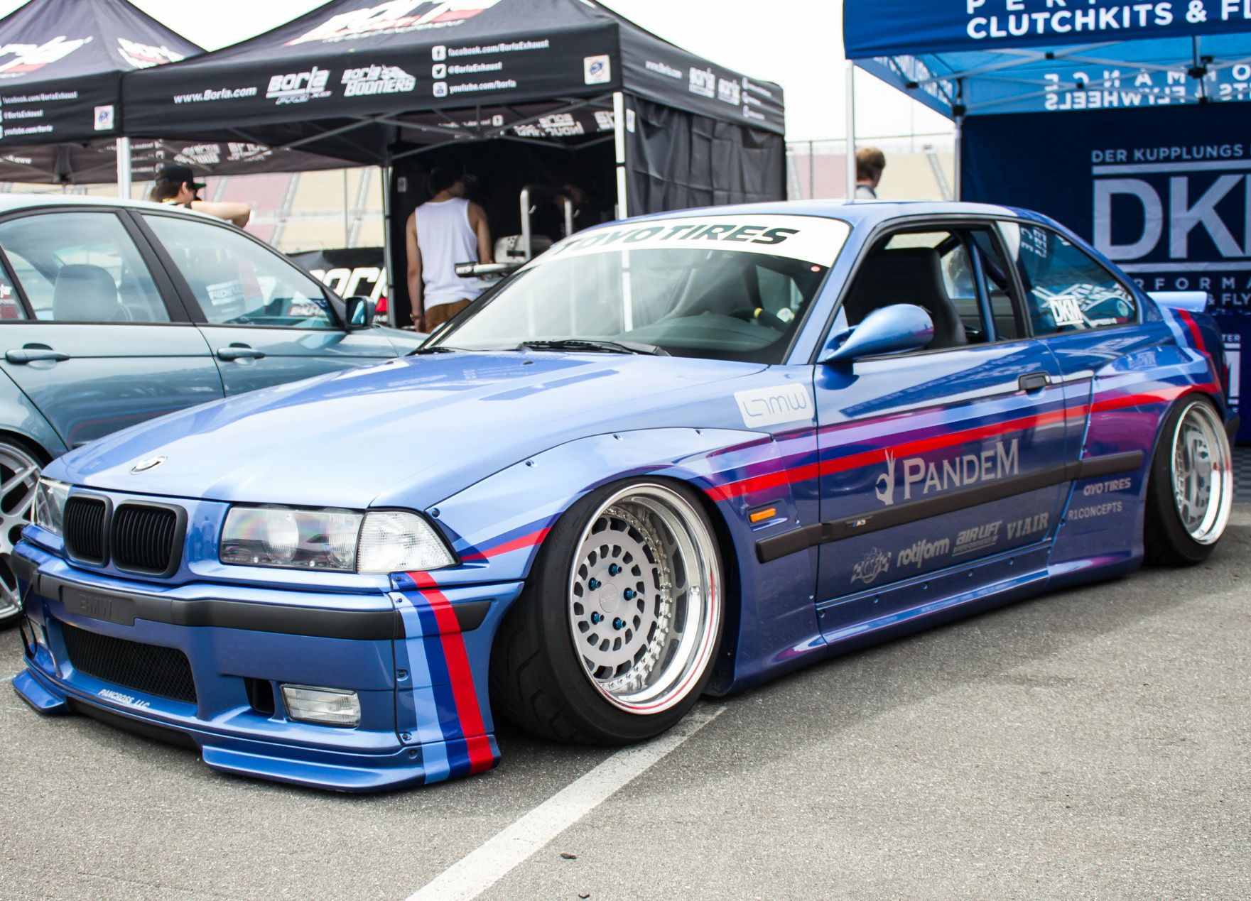 BMW M3 e36 Pandem Rocket Bunny Kit | Coches | Coches