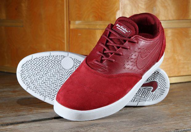 Nike SB Eric Koston 2 Premium – Team Red – Light Grey