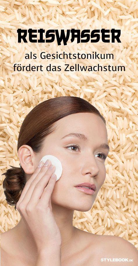 Photo of Wie Sie mit Reiswasser bessere Haut bekommen
