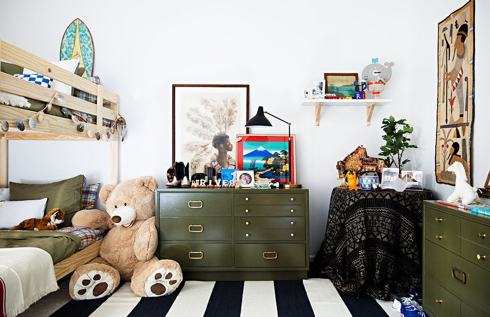 Interior Design By Sally King Benedict Beautiful Southern Homes Big Kids Room Green Boys Room Cool Kids Rooms