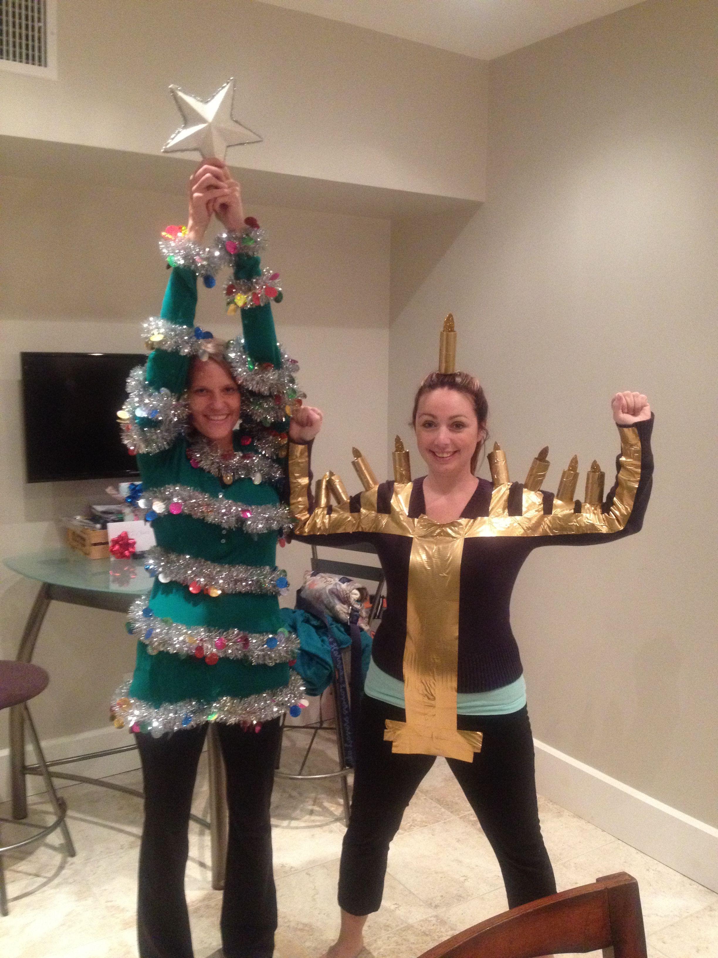 Christmas Tree Ugly Sweater Diy.Pin On Holiday