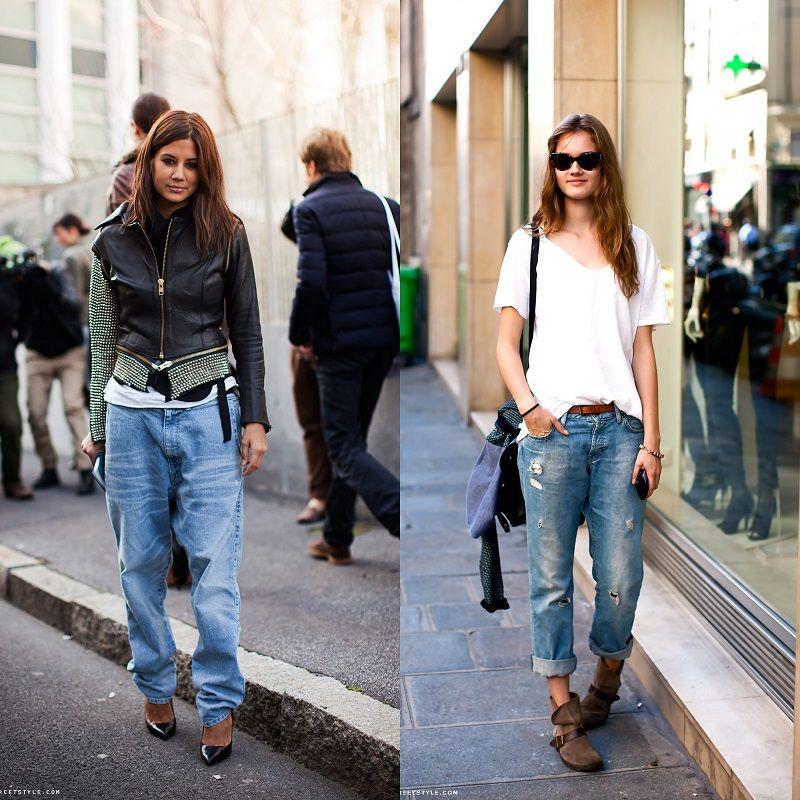 Assez boyfriend jeans | jeans larghi | boyfriend | jeans strappati  SZ53