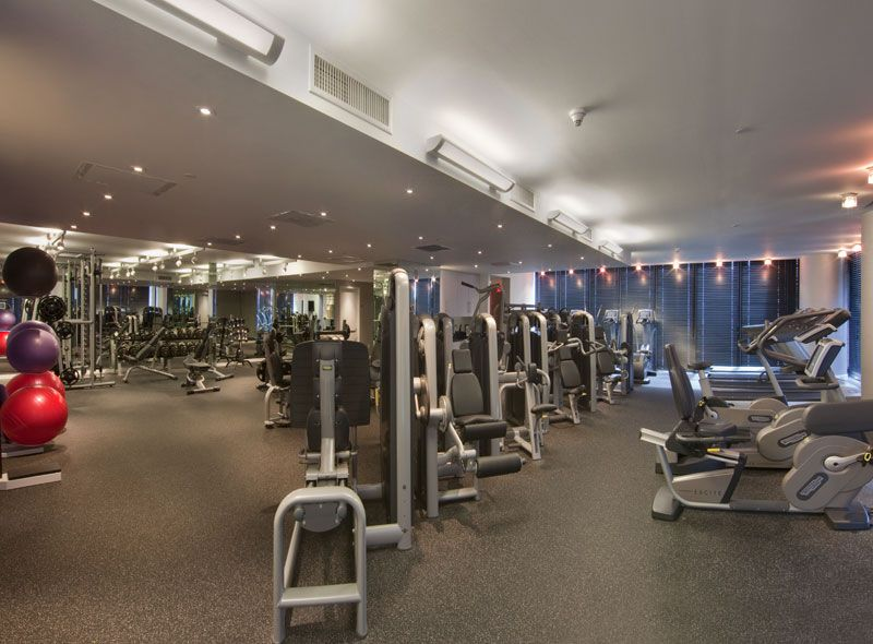 W Hotel South Beach Fitness Center Miami