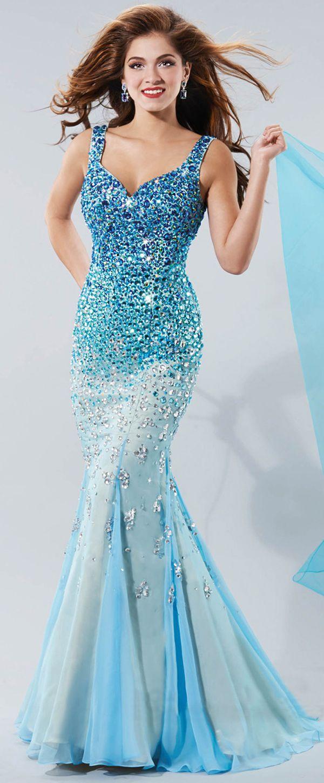 Luxury silk like chiffon u stretch satin sweetheart neckline mermaid