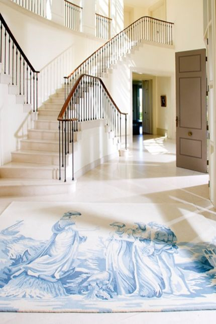 Sydney Cove Medallion - Rug Collections - Designer Rugs - Premium Handmade rugs by Australia's leading rug company