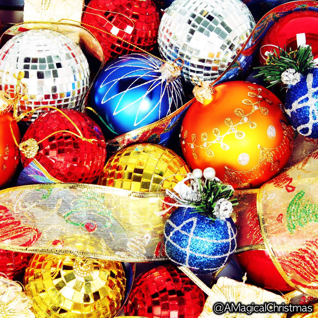 I can see spending lots of time looking through these ornaments. #christmas #christmasiscoming #amagicalchristmas #christmastime #lovechristmas
