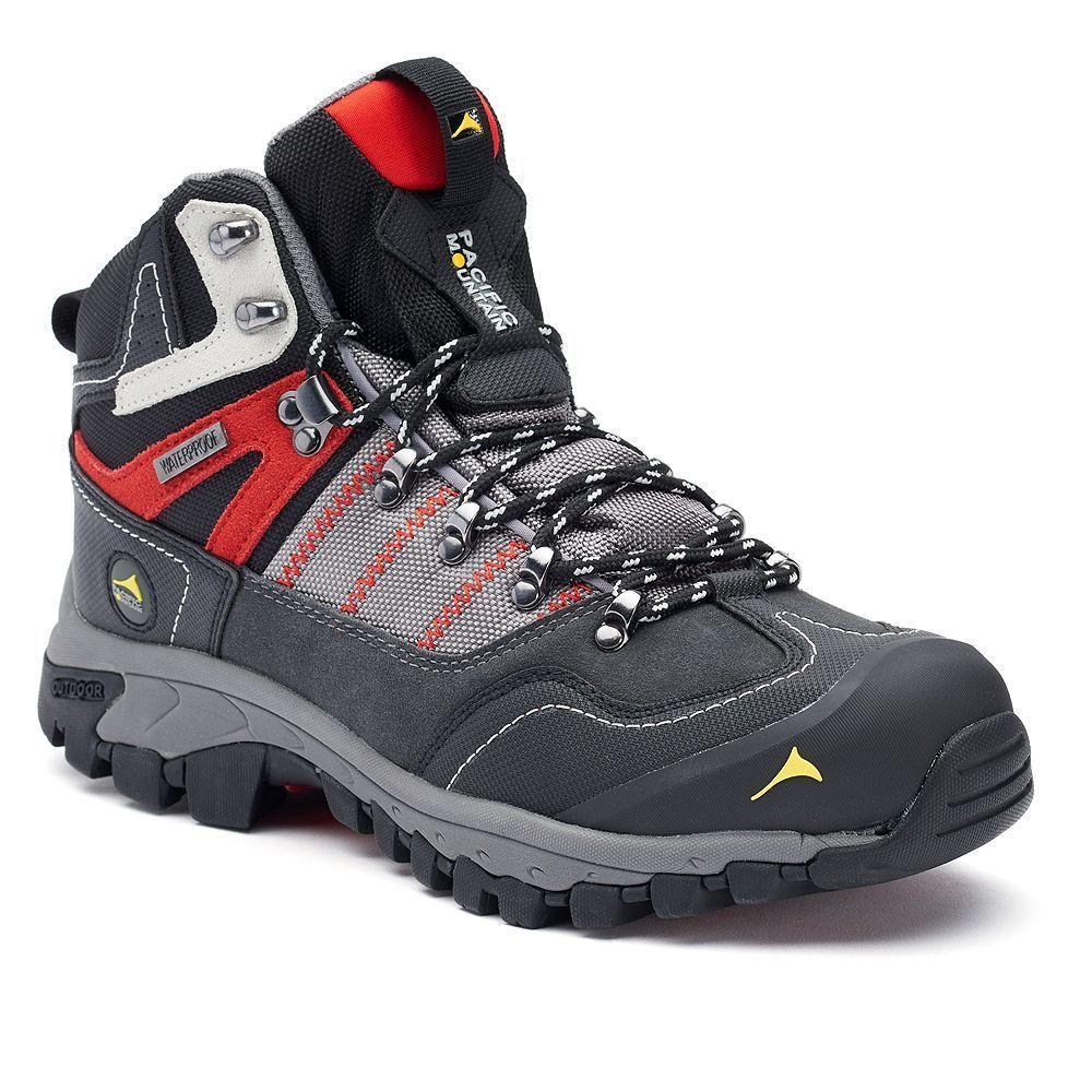 Mens waterproof hiking boots, Hiking