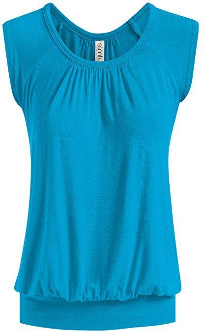 e57b5d465b6012 Women Emerald Shirts Banded Bottom Tops for Women Emerald Tops for Women