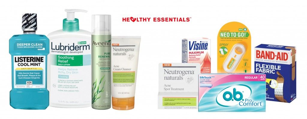 Free Printable Coupons With Johnson Johnson S Healthy Essentials Program Johnson And Johnson Free Printable Coupons Photo Apps