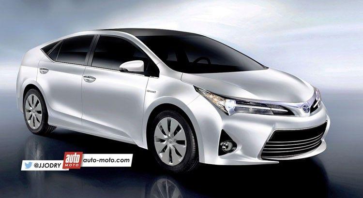 Toyota Prius 4 2016
