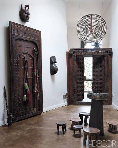 Maryam Montague and Chris Redecke's Marrakesh Home - ELLE DECOR
