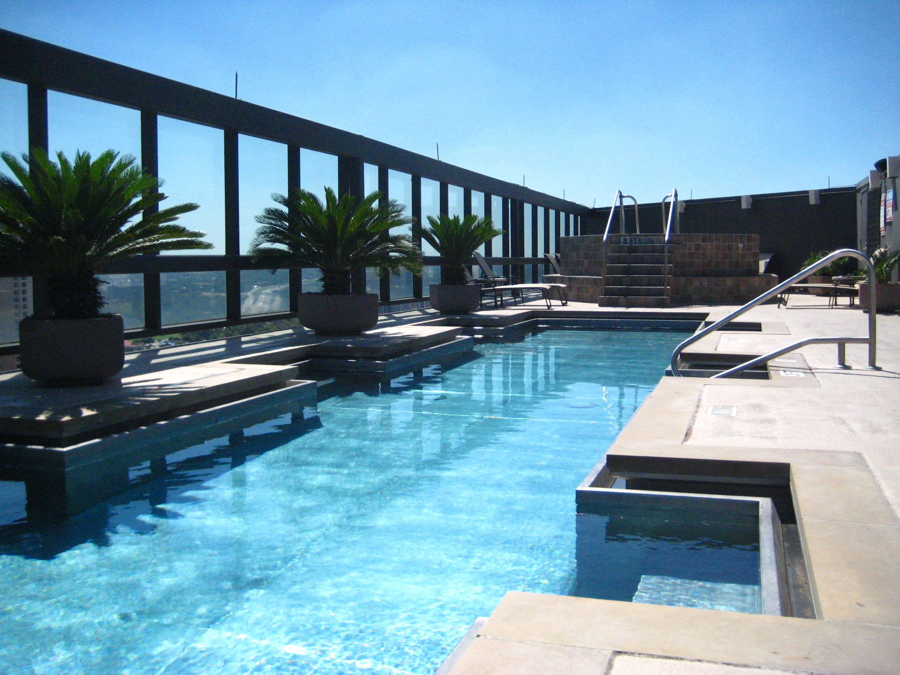 Rooftop Pool Google Search Rooftop Amenities
