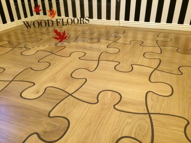 Jigsaw Wood Floor By Marc At Wood Floors By Design Uk Stained
