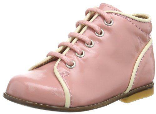 Zapatos rosas Bisgaard para bebé wriUr