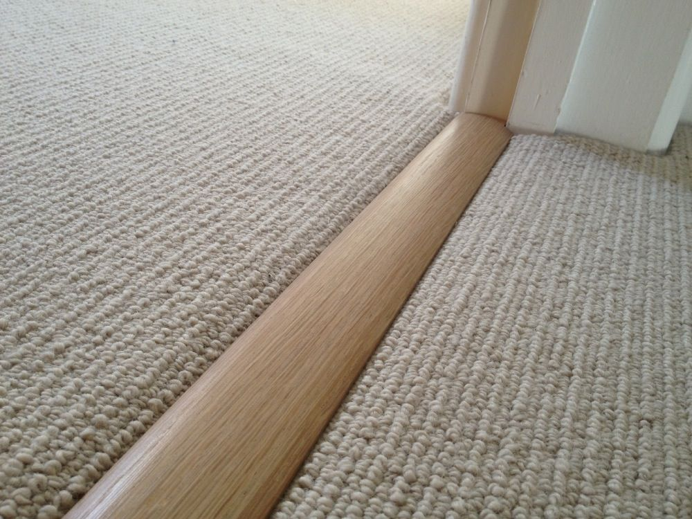 carpet transition to carpet - Google Search | diy ...