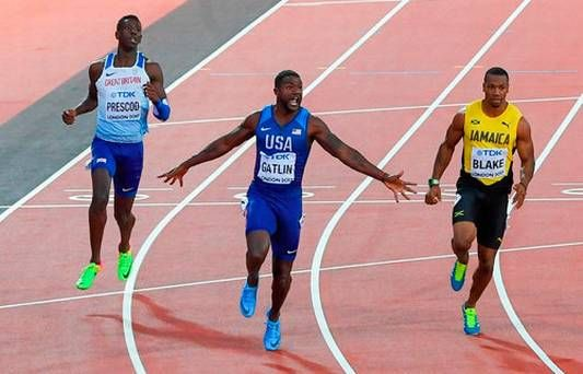 It's not good enough for Usain Bolt to bat away doping questions