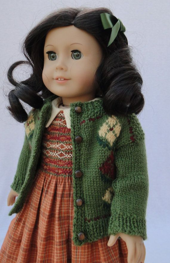 Lucy's Lamp Post Ensemble for American Girl by dancingwithneedles