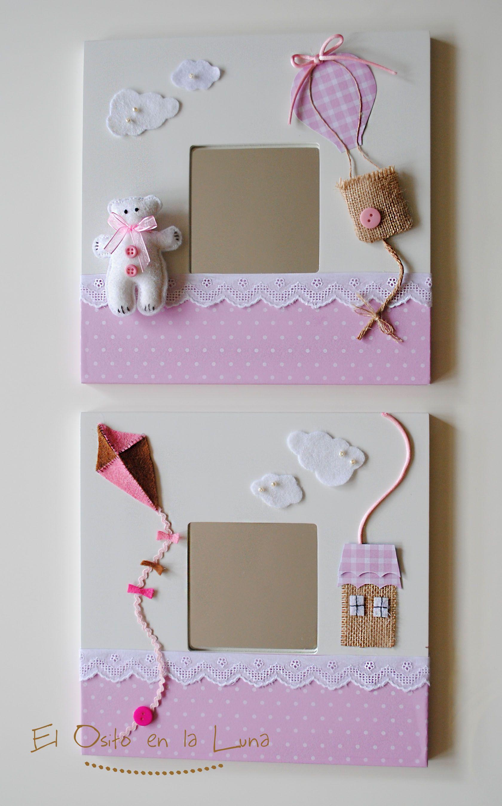 Bonitos cuadros para decoración infantil