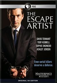 DAVID TENNANT NEWS FROM WWW.DAVID-TENNANT.COM: USA RELEASE: The Escape Artist Released On DVD And Blu-Ray Today
