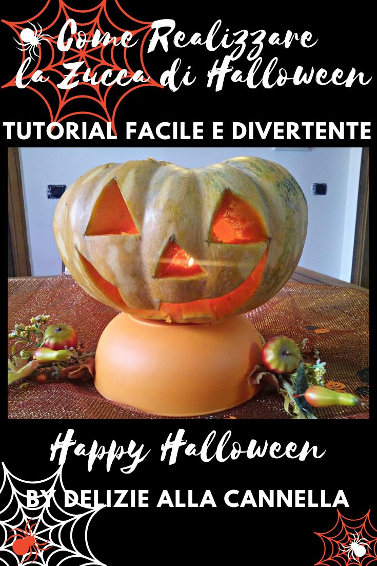Immagine Zucca Di Halloween 94.La Zucca Di Halloween Come Si Intaglia Halloween Zucca Halloween