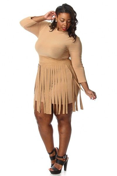 Plus Size Dresses With Belts