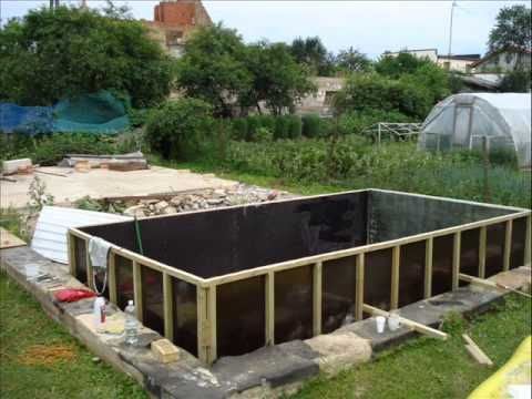 Homemade Swimming Pools Google Search Pools Ponds