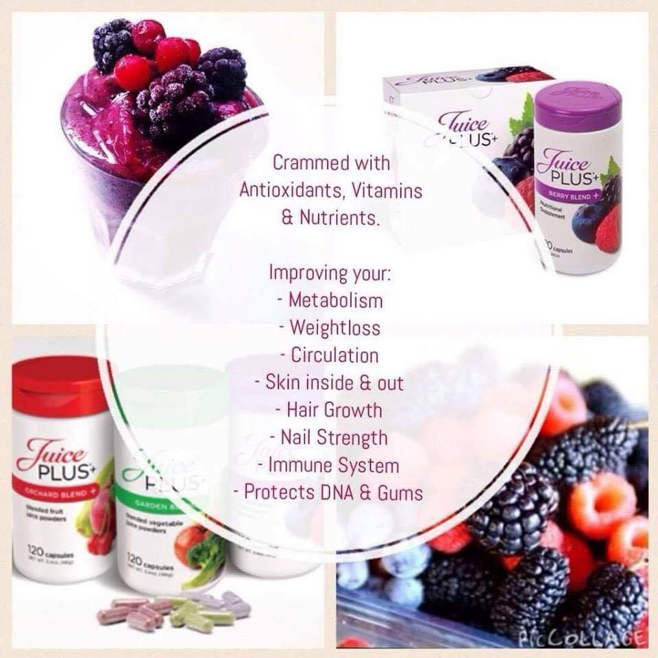 canada - english | juice plus berry capsules, juice plus