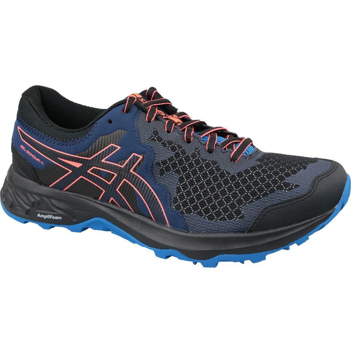 Buty Biegowe Asics Gel Sonoma 4 1011a177 003 Granatowe Wielokolorowe Asics Running Shoes Running Shoes Best Running Shoes