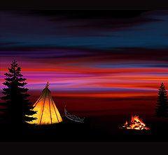 Sheela Ajith - Camping