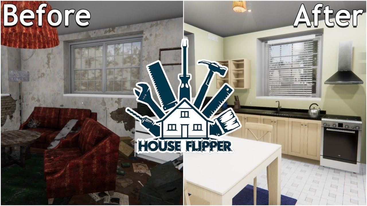 House Flipper Renovating The Connoisseur S House House Flipper Gameplay House Flippers Home House Living room house flipper