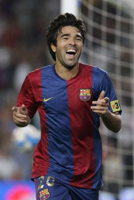 Deco  FC Barcelona #soccer #football #FCB  Football