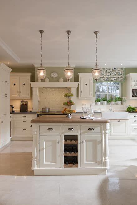 Küchenideen Landhaus küchen ideen design gestaltung und bilder kitchens future and