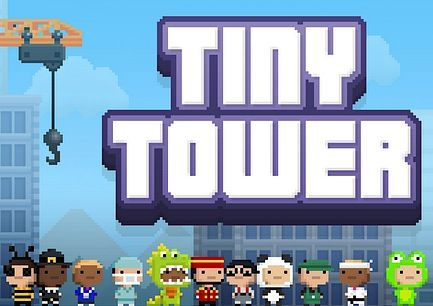FREE Tiny Tower Android or iPhone App! {my boys LOVE this game