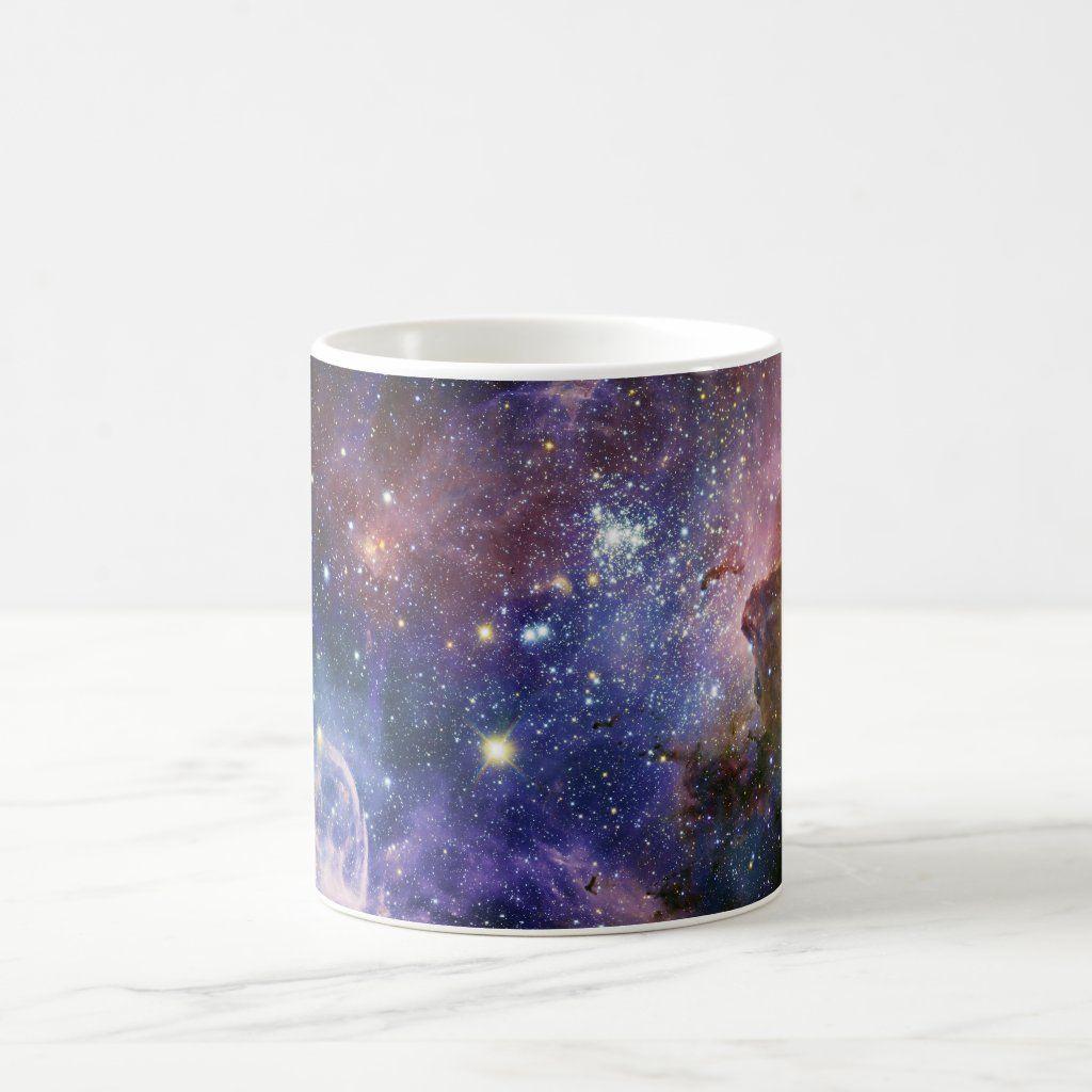 The Carina Nebula Eta Carina Nebula NGC 3372 Coffee Mug | Zazzle.com