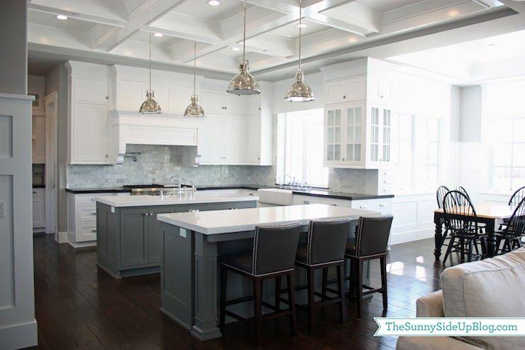 Kitchen Island Quartz modren kitchen island quartz countertops cabinets traditional lake