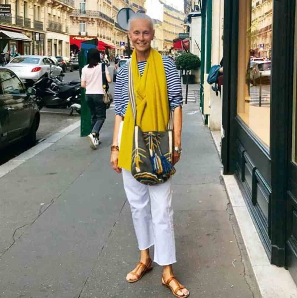 Ageless Style-Linda V Wright - Cindy Hattersley De