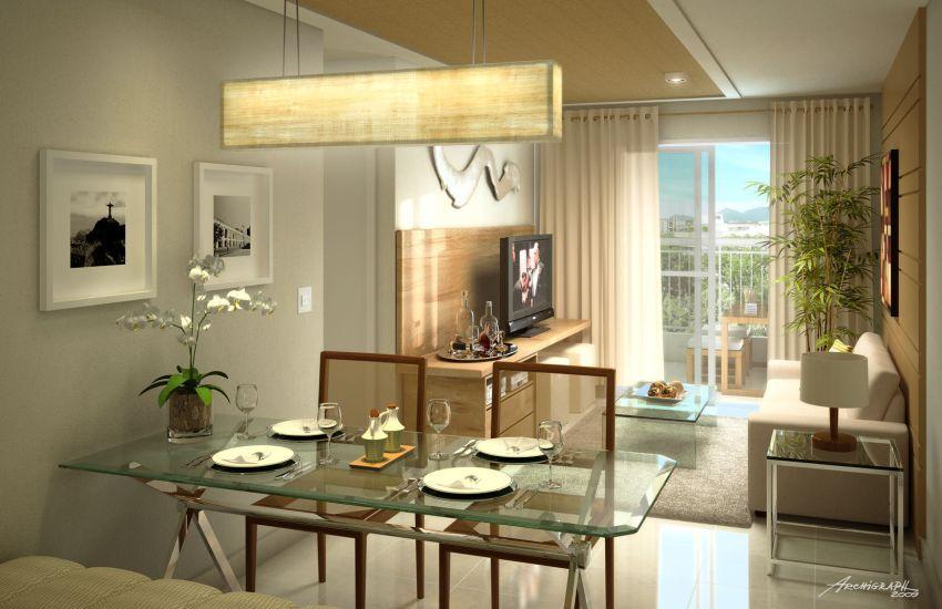 Tv dinner room sala tv jantar sala de estar for Fotos de apartamentos bonitos