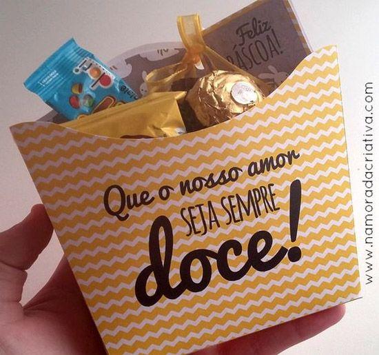 6 Ideias Para O Dia Dos Namorados Com Chocolates Ou Pascoa Dia