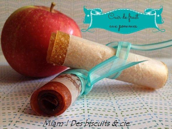 Le cuir de fruit est très pratique pour passer des fruits trop mûres, trop moches. Il est super en collation. La réalisa...