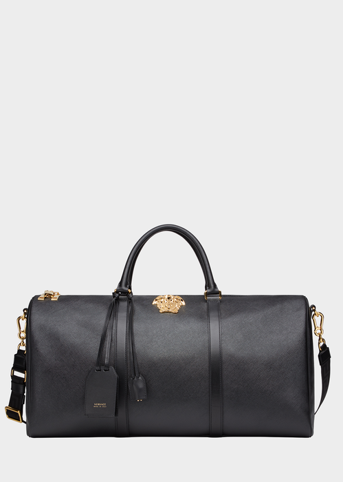 e1ce42081164 ... men s fashion and luxury Bags and Backpacks. VERSACE Palazzo Weekend  Holdall.  versace  bags  leather  lining  travel bags  crystal  pvc   weekend ...