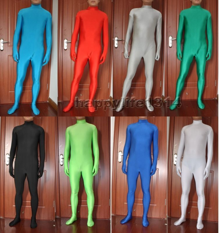 Party Catsuit New Style Costume S-XXL Women Full Body Spandex Suit Zentai Headle